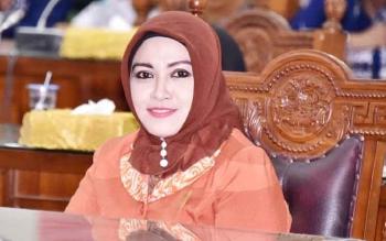 Anggota Komisi C DPRD Kota Palangka Raya, Umi Mastikah.