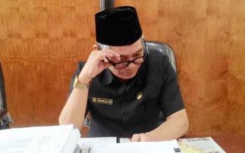 Anggota Komisi A DPRD Palangka Raya, Suhardi Lentam Nigam.