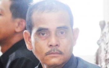 Anggota DPRD Pulang Pisau Edvin Mandala.