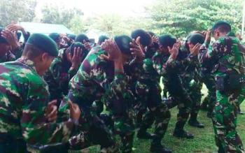 Pasukan Raider Kompi B Yonif Raider 631/Antang digadang-gadang kualifikasi kemampuannya setara dengan tiga prajurit infanteri biasa.