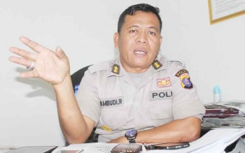 Kabid Humas Polda Kalteng, AKBP Pambudi Rahayu.