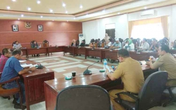DPRD Kapuas fokuss pada penyelesaian pembahasan RAPBD-P 2017.