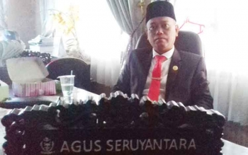 Anggota Fraksi PDI Perjuangan, Agus Seruyantara