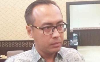 Subsidiary Liaison Manager Bank Mandiri Kalteng, Puguh Jati Tri Saroso