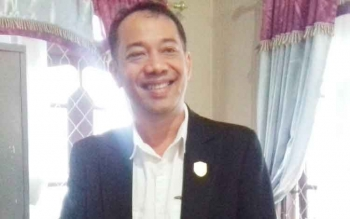 Ketua Komisi I DPRD Kotim, Handoyo J Wibowo