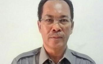 Kepala Dinas Pendidikan Kabupaten Kapuas Drs Alham Anwar