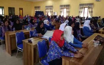 Musda IGTKI dan Himpaudi Kabupaten Sukamara.