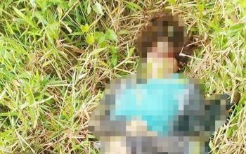 Pelaku pembunuhan perempuan yang tewas di Jalan Pramuka, Sampit ini masih terus dilakukan penyelidikan oleh aparat Polres Kotim