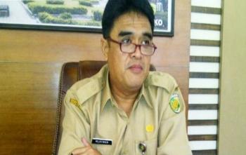 Rojikinor, Kepala Dinas Perumahan dan Permukiman yang terpilih menjadi Sekda Kota Palangka Raya