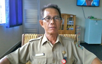 Inspektur Inspektorat Kabupaten Katingan, Edriyanto,