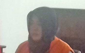 Tri Mustika alias Ibut terdakwa kasus zenith.