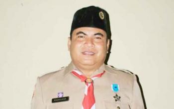 Ketua Panitia Kemah Besar Kabupaten Katingan, Adadilaga
