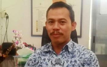 Kepala Bidang Bina Marga Dinas PUPKPR Kabupaten Kapuas Teras.