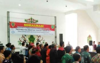 Sosialisasi FPK di Pulang Pisau.