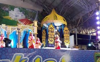 Kafilah Kobar berhasil merebut juara umum terbaik tiga dalam FSQ ke 6 tingkat Provinsi Kalimantan Tengah si Muara Teweh, Kabupaten Barito Utara.