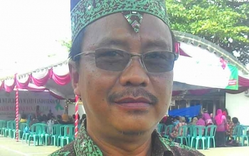 Kepala Dinas Kesehatan Kabupaten Kapuas Apendi