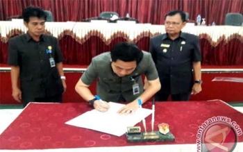 DPRD Barito Timur Setujui Pertanggungjawaban APBD 2016