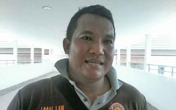 Ronald, warga Jalan Merbabu Kelurahan Kasongan Lama Kabupaten Katingan