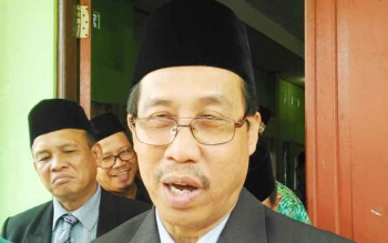 Kepala Biro Kepegawaian Kanwil Kemenag Kalteng, Ahmadi.
