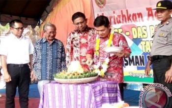 Bupati Barito Timur Buka Temu OSIS XII/2017