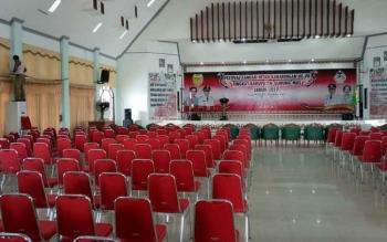 GPU Damang Batu Kuala Kurun tempat kegiatan Festival Tandak Intan Kaharingan ke VII tingkat Kabupaten Gumas dilaksanakan.