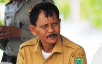 Kepala Dinas Pemuda dan Olahraga Pulang Pisau, Sekon.