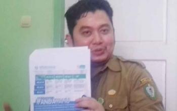 Wakil Direktur Bidang Pelayanan RSUD dr Murjani Sampit, dr Yudha Herlambang.