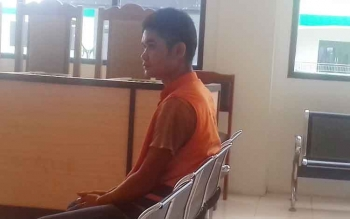 Aziz terdakwa kasus zenith