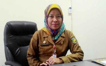 Kepala Badan Perencanaan Pembangunan Daerah (Bappeda) Kota Palangka Raya, Hera Nugrahayu