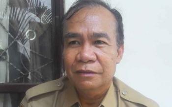 Kepala BPPRD Kapuas Andreas Nuah, SE