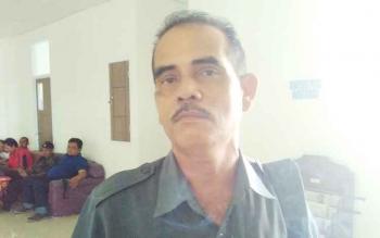 Ketua DAD Kabupaten Pulang Pisau, Edvin Mandala