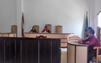 Praperadilan terhadap Polsek Kota Besi.