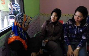 Ibu Korban Penganiayaan Jalani Pemeriksaan Kejiwaan