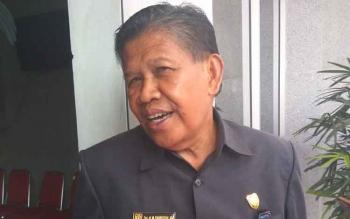 Wakil Ketua Komisi A DPRD Kalteng, Fakhruddin.