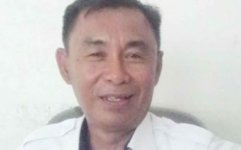 Kabid Pemerintahan Desa DPMDES Kapuas Kartedipora