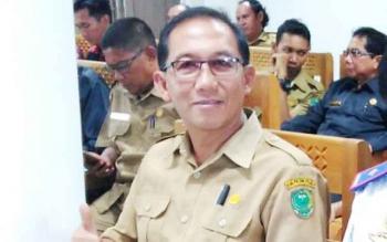 Kepala Dinas Kesehatan Pulang Pisau, Muliyanto Budihardjo