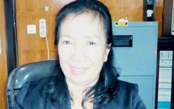 Ketua Badan Pembentukan Peraturan Daerah (Bapemperda) DPRD Kota Palangka Raya, Anna Agustina Elsye