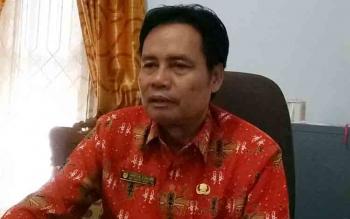Sekretaris Dukcapil Gunung Mas, Harton S Duan