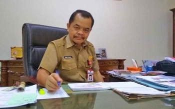 Kepala Bappedalitbang Provinsi Kalimantan Tengah Yuren S Bahat.