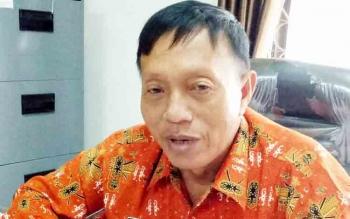 Kepala Badan Kesbangpol Gumas, Tasa Torang.