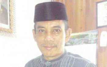 Kepala Disperindag kabupaten Kapuas Suparman