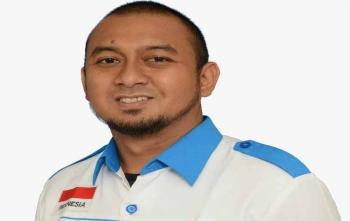 Ketua KNPI Kota Palangka Raya, Wahid Yusuf