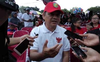 Kepala Badan Kesbangpol Kota Palangka Raya, Januminro.