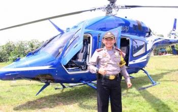 Kapolres Barito Selatan AKBP Yussak Angga