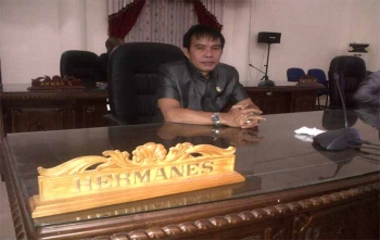 Anggota DPRD Barito Selatan, Hermanes