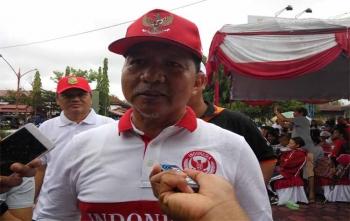 Walikota Palangka Raya, Riban Satia