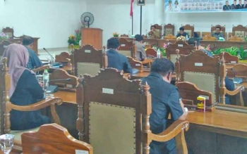 Molor, Anggota DPRD Pulang Pisau Ramai-ramai Izin