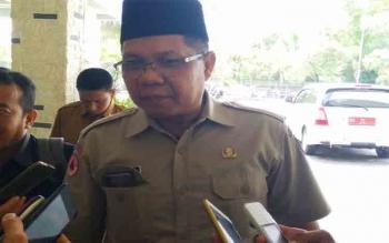 Kepala BPBD-PK Kalimantan Tengah, Darliansjah