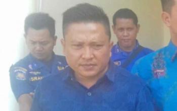 Ketua Badan Legeslasi DPRD Kotim Dadang H Syamsu.