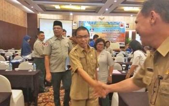 Pelaksana Tugas Sekretaris Daerah Kalimantan Tengah Mugeni.
